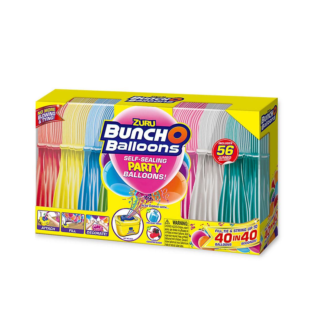8491a471 Zuru Bunch O Balloons Self-Sealing Party Balloons, 56 ct.