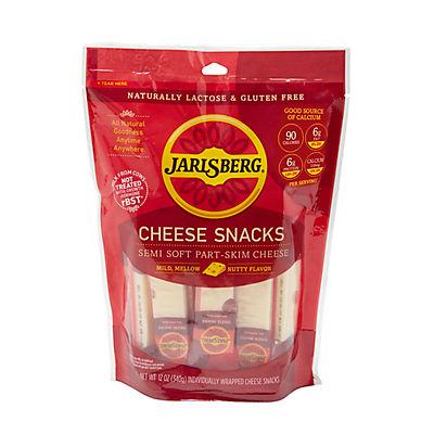 Jarlsberg Cheese Snacks, 18 ct.