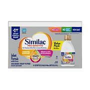 Similac Pro-Sensitive Non-GMO Ready-to-Feed Infant Formula with Iron, 8 pk./32 fl. oz.