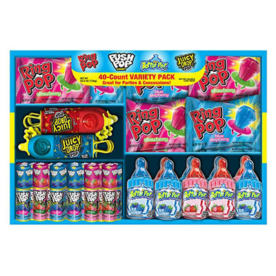 Topps Variety Pack Candy, 40 ct.