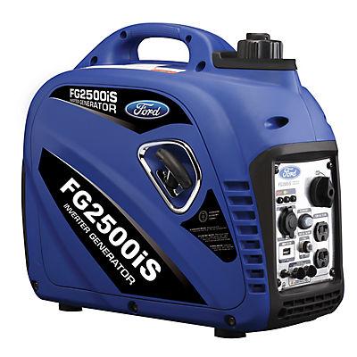 Ford 2,500W Peak/2,200W Rated Portable Inverter Generator