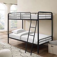 Deals on Powell Metal Twin Size Bunk Bed