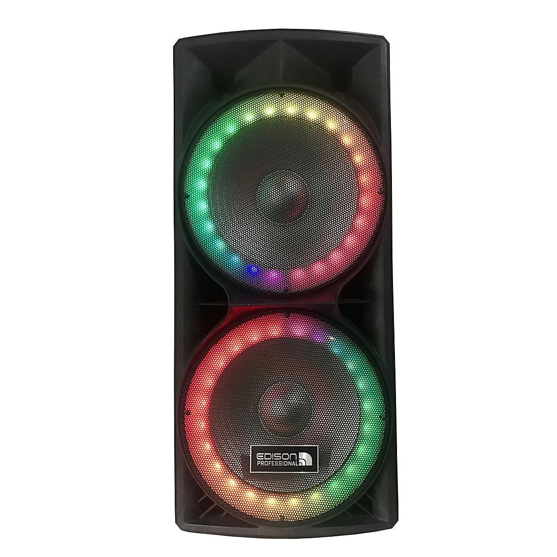 Edison Professional Britelite M-7000 High Power Bluetooth PA Speaker
