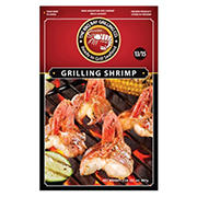 BBQ Bay Wild Caught Grilling Shrimp, 13-15 ct.