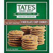 Tate's Bake Shop Chocolate Chip Cookies, 21 oz.