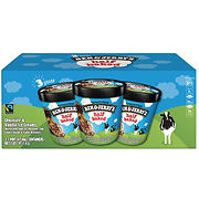 Ben & Jerry's Half Baked Pints, 3 pk.