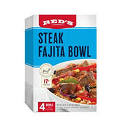 Red's Steak Fajita Bowl, 4 ct.