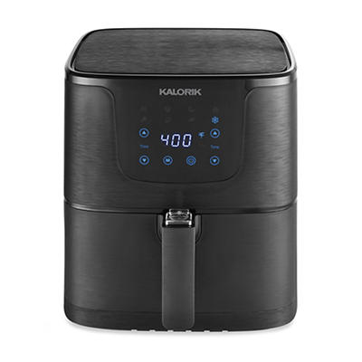 Kalorik 5.25-Qt. XL Digital Air Fryer - Matte Black