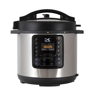Kalorik 6-Qt. 10-in-1 Multi Use Pressure Cooker