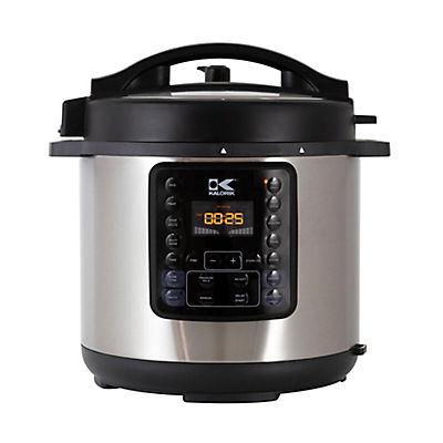 Kalorik 8-Qt. 10-in-1 Multi Use Pressure Cooker