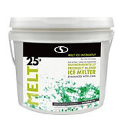 MELT Premium Environmentally-Friendly Blend Ice Melter, 25 lbs.