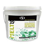 MELT Premium Environmentally-Friendly Blend Ice Melter, 25 lbs.