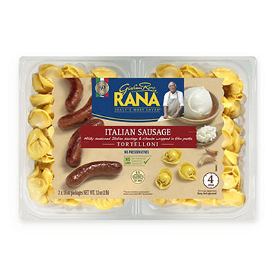 Rana Italian Sausage Tortelloni, 32 oz.
