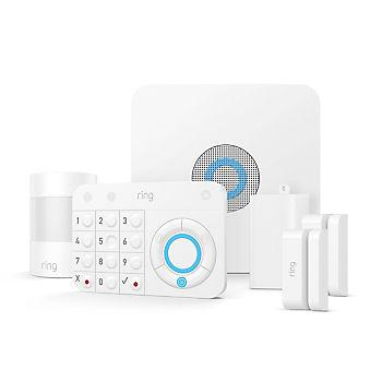 Ring Alarm 5-piece Security Kit with Bonus Contact Sensor