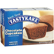 Tastykake Chocolate Cupcakes, 12 ct./1.06 oz.
