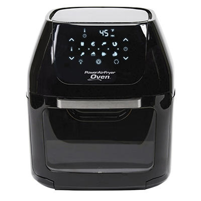 Power 6-Qt. AirFryer Pro - Black