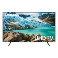 Deals on Samsung UN65RU710D 65-in 4K UHD HDR Smart TV