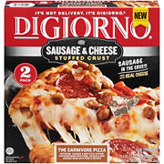 Digiorno Stuffed Crust Carnivore, 2 pk.
