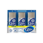 Q-Tips Cotton Swabs Pack with Bonus Purse Pack, 1,905 ct.