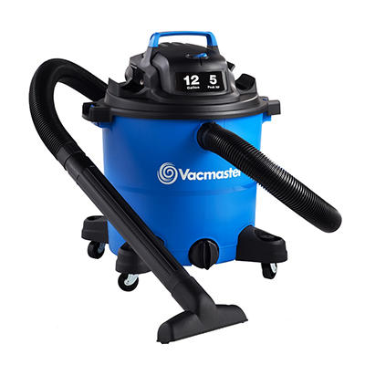 Vacmaster VOC1210PF 12-Gal. Wet/Dry Vacuum - Blue