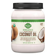 Wellsley Farms Organic Extra Virgin Coconut Oil, 54 oz.