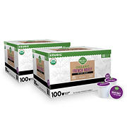 Wellsley Farms Organic French Roast Coffee K-Cup Pods, 200 ct.