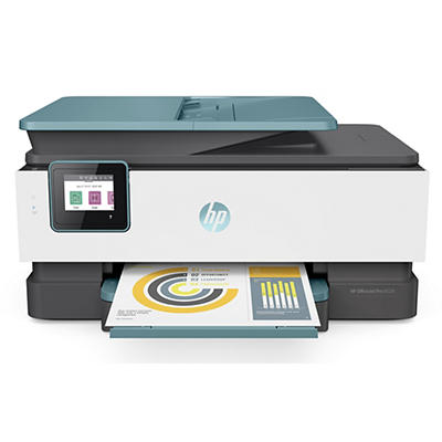 HP OfficeJet Pro 8028 All-in-One Smart Printer