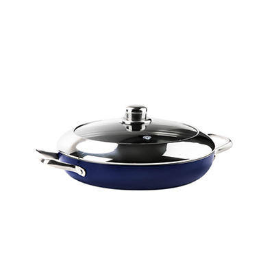 Blue Diamond Grill Genie with Lid