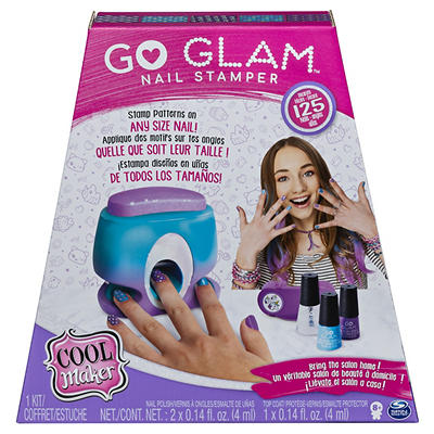 Cool Maker GO GLAM Nail Stamper