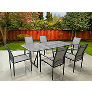 Sea Point Camden 7-Pc. Dining Set