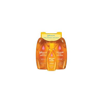 Johnson's Baby Shampoo For Soft Hair, 2 pk./25.4 fl. oz. with Bonus 7