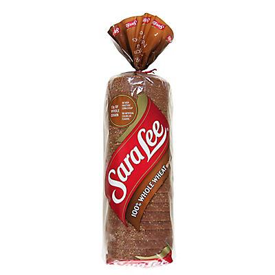 Sara Lee 100% Whole Wheat Bread, 22 ct.