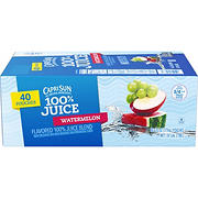 Capri Sun 100% Watermelon Juice, 40 ct.