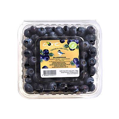 Organic Blueberries Pint