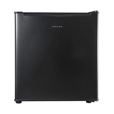 Amana 1.7-Cu. Ft. Single Door Refrigerator - Black