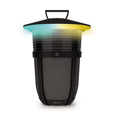 Acoustic Research Portable Indoor/Outdoor Bluetooth Wireless Speaker w