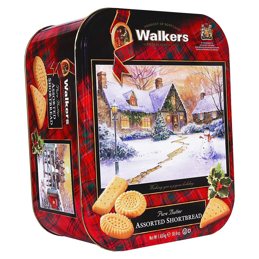 Walkers Pure Butter Shortbread Assortment 58 4 Oz