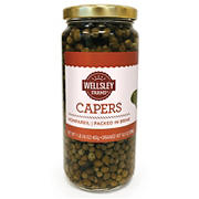 Wellsley Farms Capers, 16 oz.