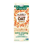 Planet Oat Extra Creamy Oat Milk, 52 oz..