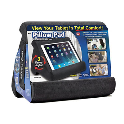 Pillow Pad Soft Tablet Stand