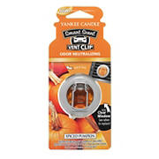 Yankee Candle Scent Vent Clip - Spiced Pumpkin