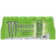 Monster Energy Ultra Paradise, 24 pk./16 oz.