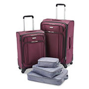 Samsonite 5-Pc. Luggage Set - Eggplant