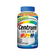 Centrum Silver Men's Multivitamin and Multimineral Supplement Tablets, 275 ct.