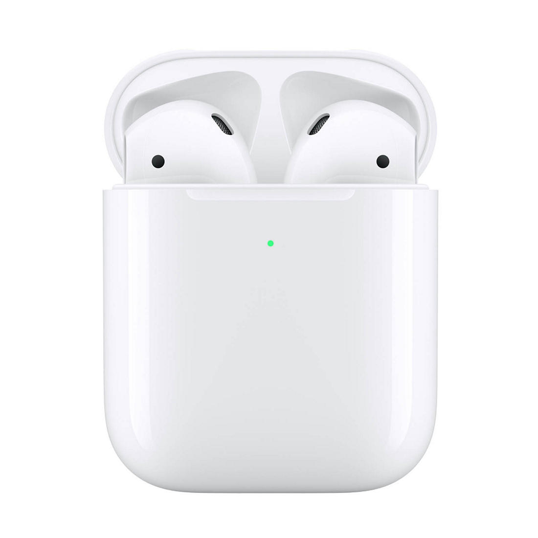 Apple Airpods Wireless Headphones With Wireless Charging Case