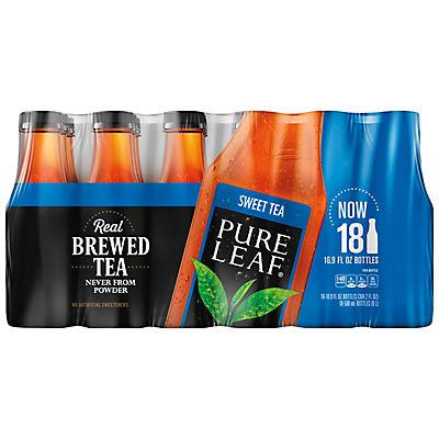 Lipton Pure Leaf Sweet Iced Tea, 18 pk./16.9 oz.
