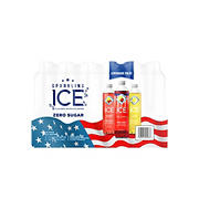 Sparkling Ice Sparkling Water Summer Variety Pack, 24 pk./17 oz.