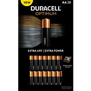 Duracell Optimum AA Batteries, 28 ct.