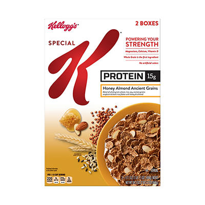 Kellogg's Special K Protein Cereal, 2 pk.