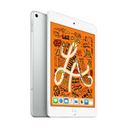 "Apple iPad Mini Wi-Fi 7.9"", 64GB - Silver"
